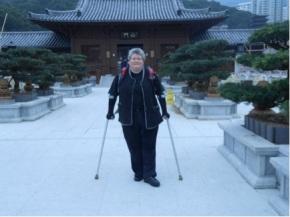 Chi Lin Buddhist Nunnery, Hong Kong, January 3rd, 2013.